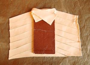 ciasto francuskie z czekoladą 3