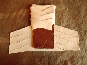 ciasto francuskie z czekoladą 4