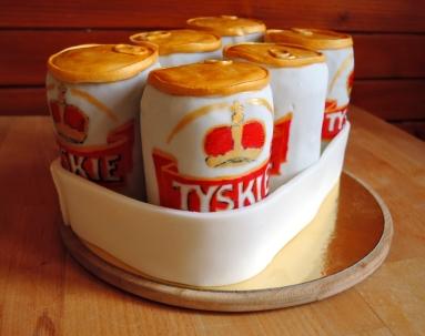 tort zgrzewka piwa