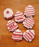 tradycyjne pierniczki miodowe sweterki