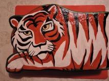 tygrys tort